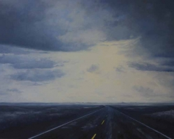 blue-highway-2016-oil-on-canvas-36in-x-48in