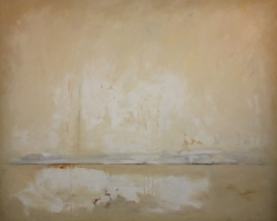 Reclamation, 2003, oil&acrylic on canvas, 60inx72in