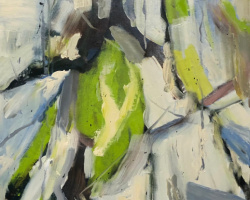 Green-Butte-oil-on-canvas-30inX36in