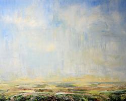 GDK23-19-Deer-Forks-2-oil-on-canvas-30inX40in