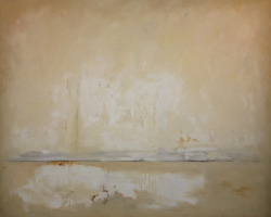 Reclamation, 2003, oil&acrylic on canvas, 60inx72in