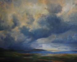 GDK09-18-Rising-Storm-oil-on-canvas