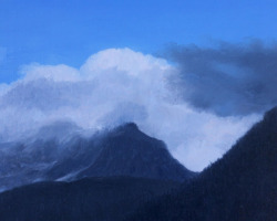 GDK07-16a-Study-for-Cold-Mountain-1.-2016-oil-on-panel-8InX8in